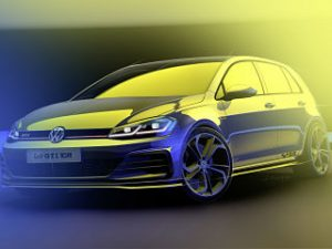 Golf GTI TCR de Volkswagen, voiture avec moteur turbo et boite automatique