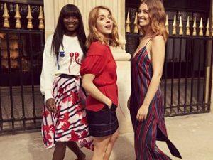 HandM lancera la collection de vetements et d accessoires Bonjour Paris