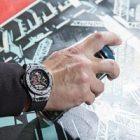Big Bang Meca-10 Shepard Fairey : une montre signée Hublot