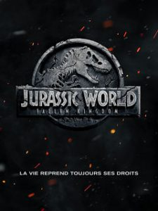 Jurassic World Fallen Kingdom, un film d action avec Chris Pratt au cinema