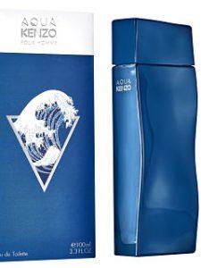 Aqua Kenzo Pour Homme, un parfum masculin marin et aromatique de Kenzo