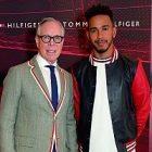Tommy Hilfiger a fait appel à Lewis Hamilton