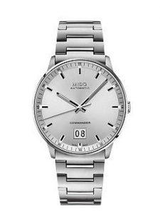 Mido propose le Commander Big Date, nouvelle collection de montres de la marque