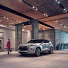 Chevrolet a présenté Blazer, son nouveau SUV