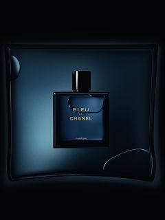 Bleu de Chanel, parfum masculin boise de la maison de Haute Couture Chanel