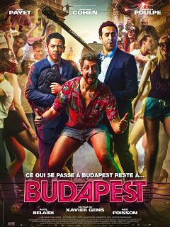Budapest, comedie avec Manu Payet, a une bande annonce avant sa sortie au cinema