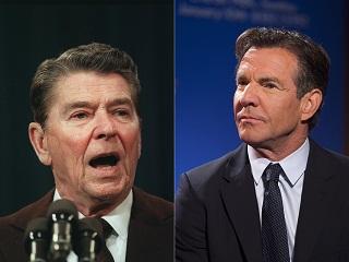 Reagan avec Dennis Quaid : l acteur incarnera un president dans ce film
