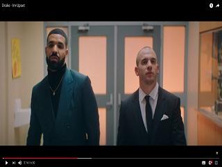 Drake : le rappeur annonce la date de sortie de son album Scorpion