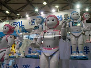 iPal, robot avec intelligence artificielle pour les enfants lance au CES