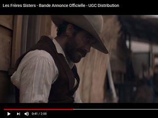 Les Freres Sisters, un western de Jacques Audiard avec Joaquin Phoenix