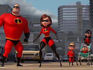Les Indestructibles 2, le film d animation de Pixar accueille Louane