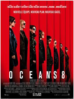 Ocean s 8, une comedie de Gary Ross avec Sandra Bullock au cinema