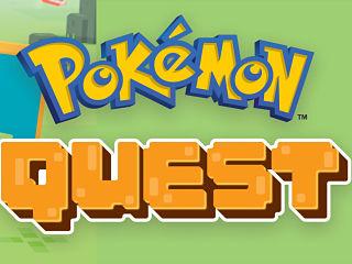 Pokemon Quest, le jeu d action sur Switch sera disponible sur iOS et Android