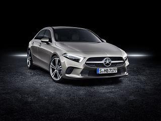 Mercedes Benz Classe A Berline, une voiture avec mode semi automatise