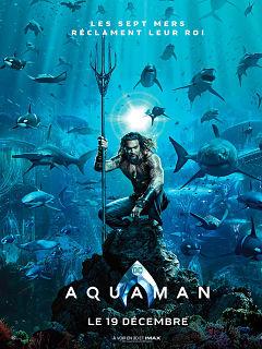 Aquaman, le film fantastique de James Wan avec Jason Momoa a une bande annonce