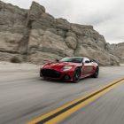 DBS Superleggera : la nouvelle voiture d'Aston Martin