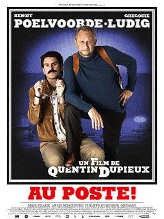 Au Poste, une comedie de Quentin Dupieux avec Gregoire Ludig au cinema
