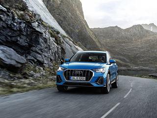 Audi Q3, le SUV du constructeur automobile allemand dote de conduite autonome
