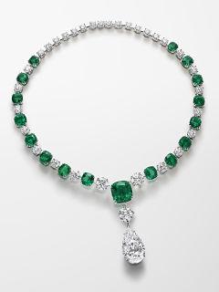 Red Carpet 2018, collection de bijoux avec des pierres precieuses de Chopard