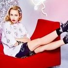 Converse et Miley Cyrus lancent une collection pailletée