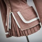Exposition sur une collection de vêtements d'Azzedine Alaïa