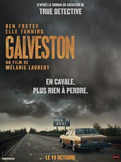 Galveston, le film policier de Melanie Laurent avec Ben Foster a un teaser