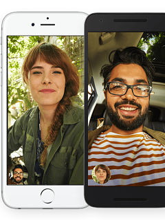 Google Duo, l application mobile de chat video compatible avec Google Assistant