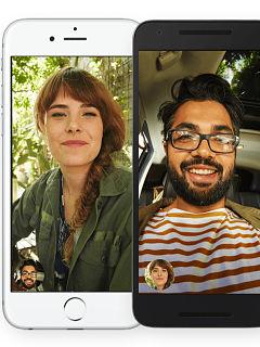 Google Duo, l application mobile de chat video compatible avec Google Assistant