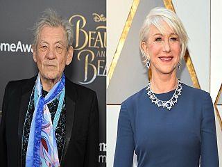 Helen Mirren et Ian McKellen dans The Good Liar, film de Bill Condon