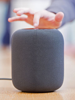 HomePod, l enceinte connectee d Apple, de nouvelles fonctionnalites avec iOS 12