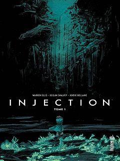 Injection de Warren Ellis, les comics de l auteur seront adaptes en serie
