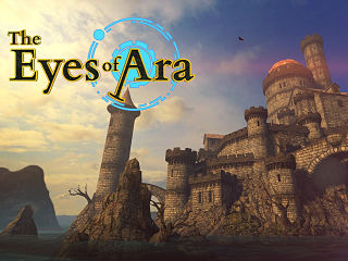 Jeux video, le jeu The Eyes of Ara de 100 Stones Interactive sera disponible