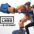 Nintendo Labo : des kits qui permettraient de jouer différemment