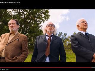 Les Vieux Fourneaux, une comedie avec Pierre Richard inspiree d une BD