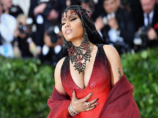 Nicki Minaj la chanteuse a sorti un album inedit, baptise Queen