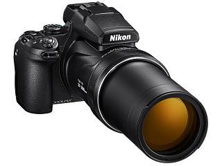 Nikon Coolpix P1000, camera avec zoom optique et connexion Bluetooth