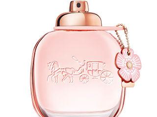 Parfum de Coach, eau de toilette inspiree du motif iconique Rose The