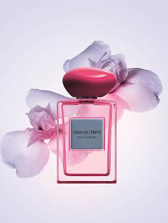 Rose d Artiste, parfum de Giorgio Armani, une fragrance signee Marie Salamagne