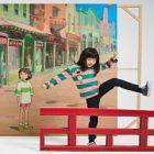 Collection de vêtements signée Studio Ghibli et Petit Bateau