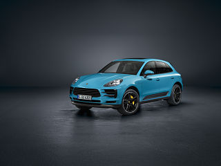 Porsche Macan, le SUV dote du Traffic Jam Assist sera au Mondial de l Automobile
