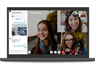 Skype, logiciel de communication de Microsoft avec videos HD et chiffrement