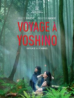 Voyage a Yoshino, film dramatique de Naomi Kawase avec Juliette Binoche