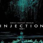 Les comics « Injection » de Warren Ellis seront adaptés au petit écran