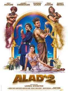 Comedie Alad 2, une nouvelle bande annonce avec Kev Adams jouant Aladin
