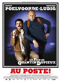 Au Poste avec Benoit Poelvoorde et Gregoire Ludig a une bande annonce
