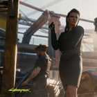 Le jeu d'action « Cyberpunk 2077 » se révèle dans une vidéo