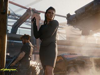 Cyberpunk 2077, le jeu d action en monde ouvert de CD Projekt RED