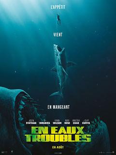 En eaux troubles, thriller de Jon Turteltaub avec Jason Statham au cinema