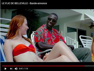Le Flic de Belleville, une comedie avec Omar Sy realisee par Rachid Bouchareb