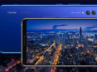 Honor Note 10, smartphone au format phablette dote du SoC Kirin 970